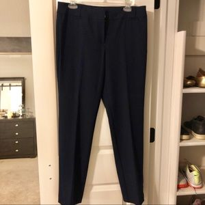 Anne Klein - Navy Dress Pants